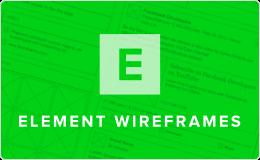 Element Wireframes
