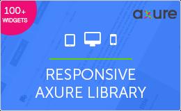 Responsive UI Widget Library