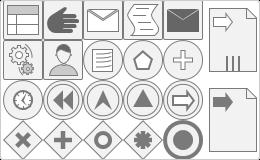 BPMN Widgets